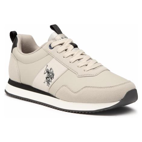 Sneakersy U.S. POLO ASSN. - Exte1 Club NOBIL4250S0/YH1 Ligr
