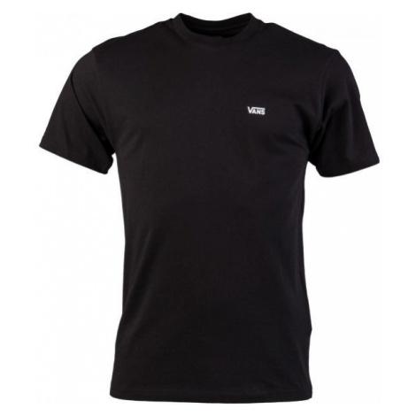 Vans MN LEFT CHEST LOGO TEE czarny XL - Koszulka męska