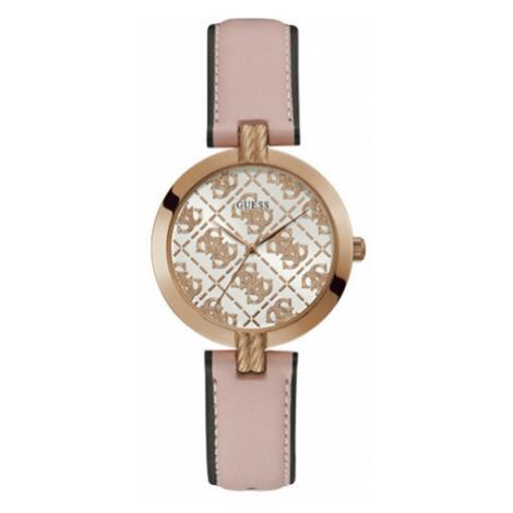 Zegarek GUESS - Luxe GW0027L2 PINK/ROSE GOLD