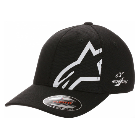 czapka z daszkiem Alpinestars Corp Shift Sonic Tech - Black/White
