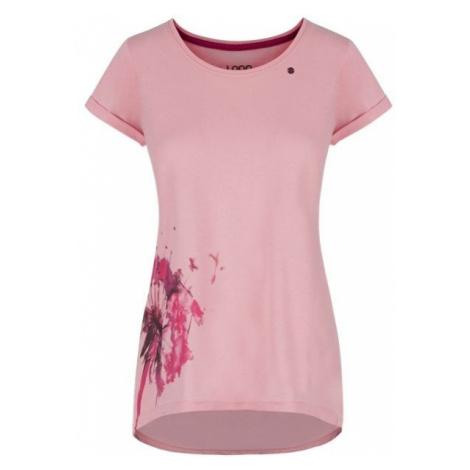 Loap ALIENA różowy XS - Koszulka damska