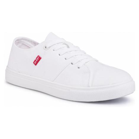 Tenisówki LEVI'S - Pillsbury 231552-733-51 Regular White Levi´s