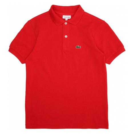 LACOSTE Koszulka jasnoczerwony