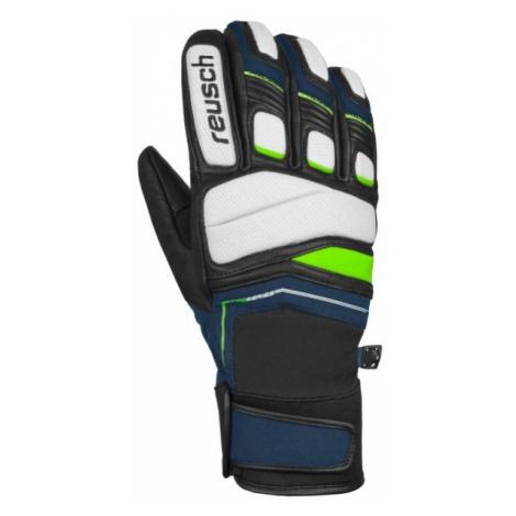 Reusch PROFI SL czarny 10 - Profesjonalne rękawice narciarskie
