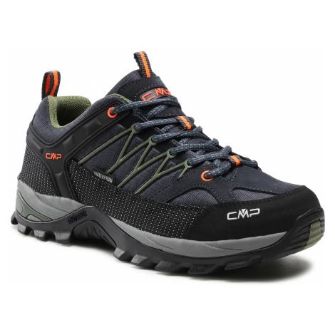 Trekkingi CMP - Rigel Low Trekking Shoe Wp 3Q54457 Antracite/Torba 51UG