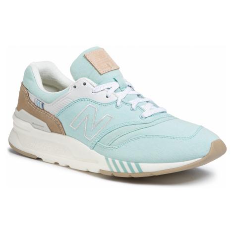 Sneakersy NEW BALANCE - CW997HBE Zielony