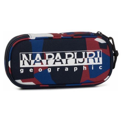 Piórnik NAPAPIJRI - Happy Po Print N0YIXU Red Camo FA7