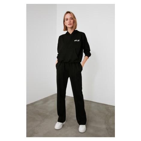 Spodnie dresowe damskie Trendyol Knitted