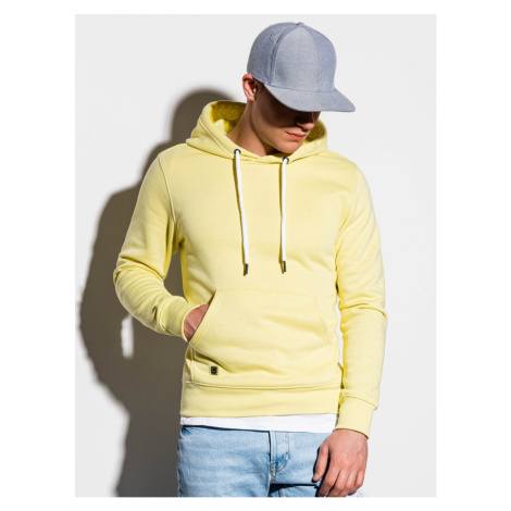Ombre Clothing Men's hooded sweatshirt B979