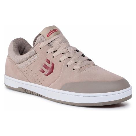 Sneakersy ETNIES - Marana 4101000403 Tan/Brown 289