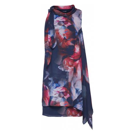 Vera Mont Sukienka koktajlowa ciemny niebieski / czerwony
