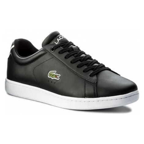 Sneakersy LACOSTE - Carnaby Evo Bl 1 Spm 7-33SPM1002024 Blk
