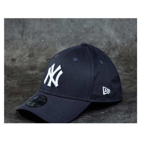 New Era Cap 39Thirty Major League Baseball Basic New York Yankees Navy/ White