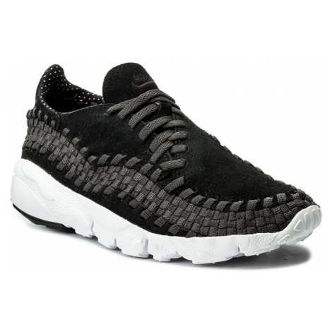 Buty NIKE - Air Footscape Woven Nm 875797 001 Black/Black/Anthracite/White