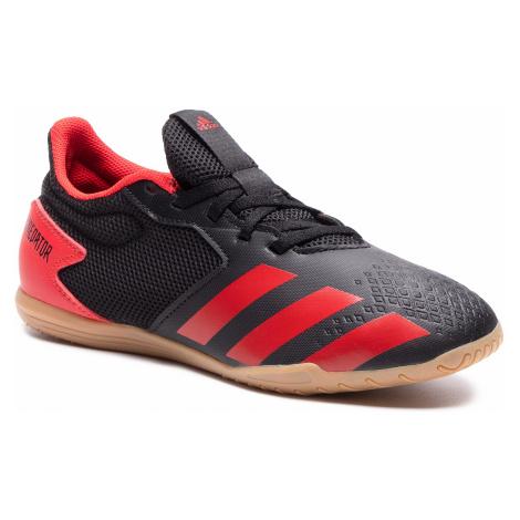 Buty adidas - Predator 20.4 In Sa EE9580 Cblack/Actred/Cblack