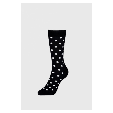 Skarpetki Happy Socks Dot czarne