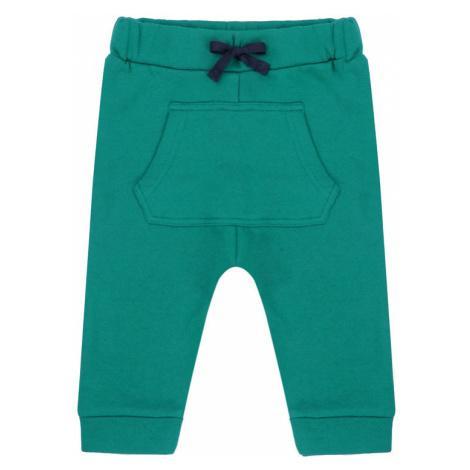 Primigi Spodnie dresowe Funny Party 44126012 Zielony Regular Fit