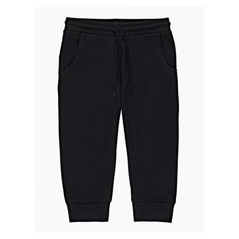 GATE Spodnie dresowe basic z nogawkami 3/4