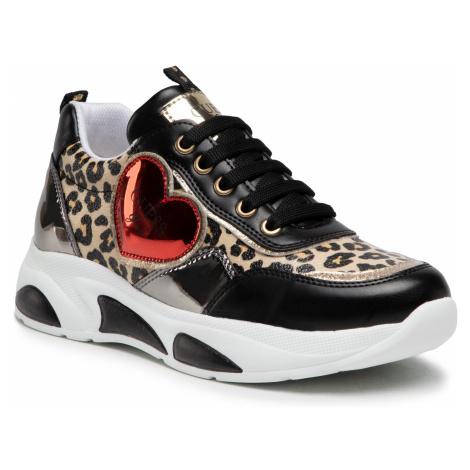 Sneakersy GUESS - Claire FJ5CLR PEL12 LEOPA