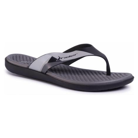 Japonki RIDER - Aqua Fem 82568 Black/Grey 24566