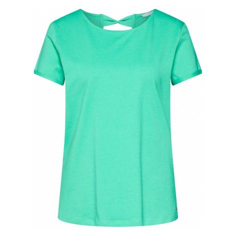 TOM TAILOR DENIM Koszulka zielony