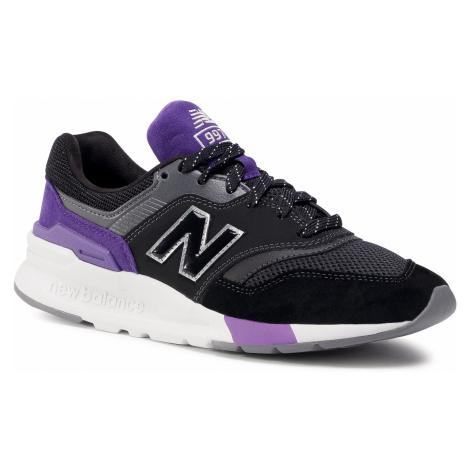 Sneakersy NEW BALANCE - CW997HYB Czarny