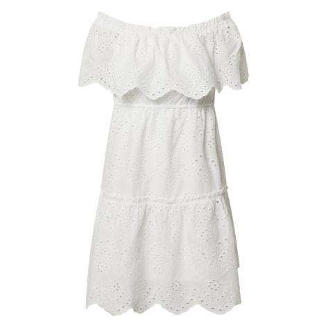VILA Letnia sukienka biały