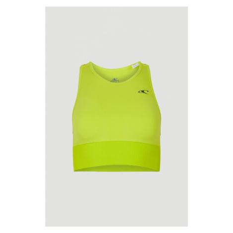 O'NEILL Biustonosz sportowy 'Active Seamless' cytrynowo-żółty