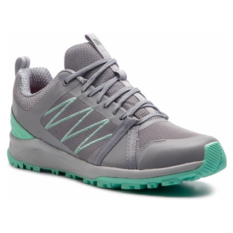 Trekkingi THE NORTH FACE - Litewave Fastpack II T93REGC73 Meld Grey/Surf Green