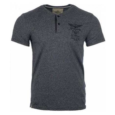 Timeout T-shirt męski, S, ciemnoszary