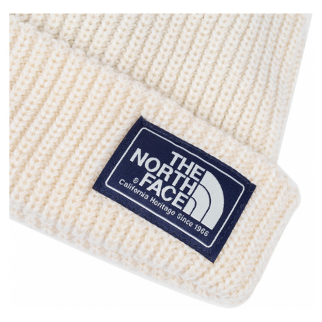 Czapka The North Face Salty Dog Beanie Vintage White (T93FJW4QM)
