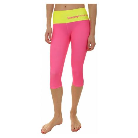 legginsy Sweep SWPT027 - Pink Fluo