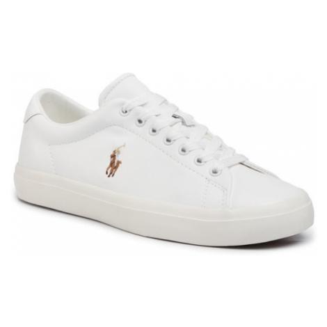 Polo Ralph Lauren Sneakersy Longwood 816785025004 Biały