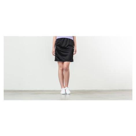 FILA Jenna Buttoned Track Skirt Black