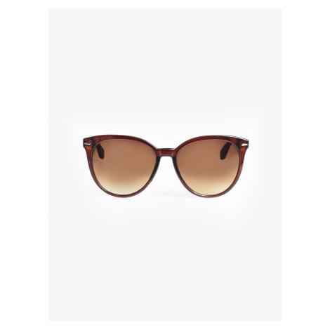 GATE Okulary przeciwsłoneczne okrągłe