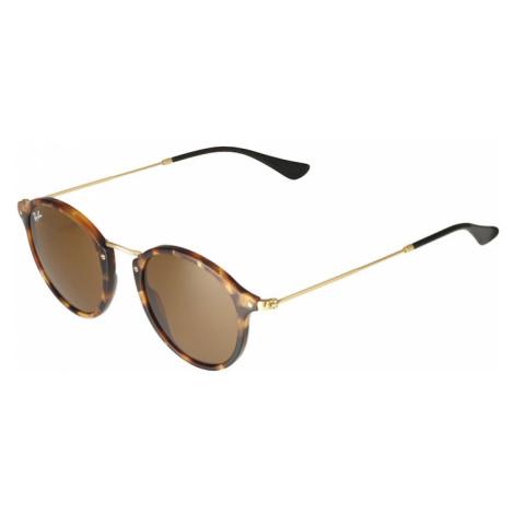 Ray-Ban Okulary przeciwsłoneczne '0RB2447' brązowy / złoty