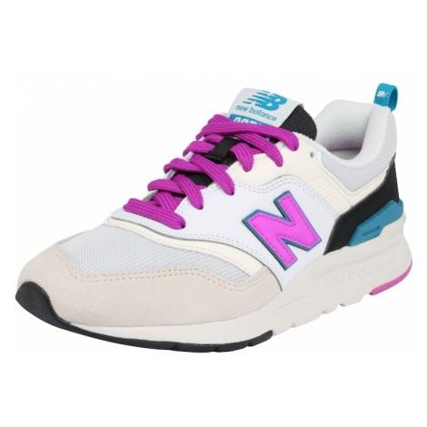 New Balance Trampki niskie 'CW 997' fioletowy / czarny / biały