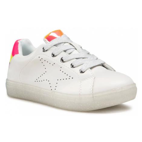 Steve Madden Sneakersy Jrezza SM15000103-02002-002 Biały