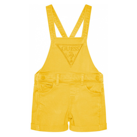 Guess T-Shirt K1GK10 WB5Z0 Żółty Regular Fit