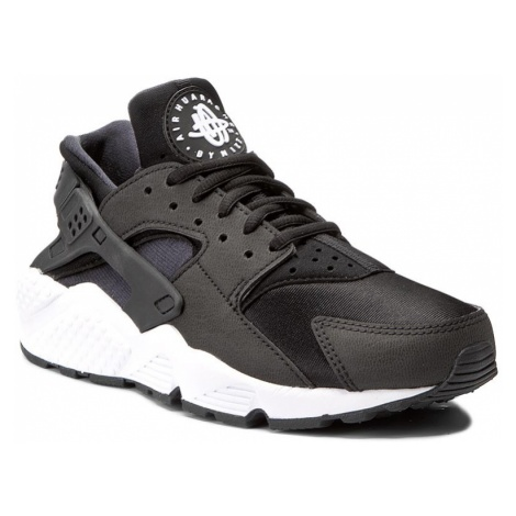 Buty NIKE - Air Huarache Run 634835 006 Black/Black/White
