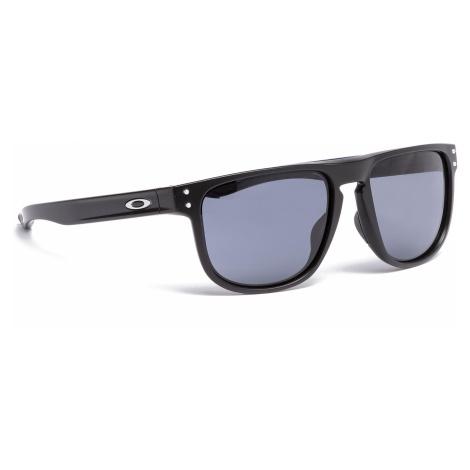 Okulary przeciwsłoneczne OAKLEY - Holbrook R OO9377-0155 Matte Black/Grey