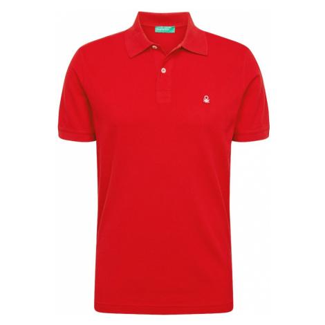 UNITED COLORS OF BENETTON Koszulka czerwony