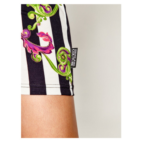 Versace Jeans Couture Sukienka codzienna D2HVB4K1 Kolorowy Regular Fit