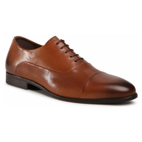 Półbuty LASOCKI FOR MEN - MI08-C770-768-02 Brown