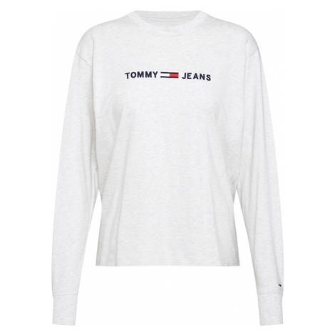 Tommy Jeans Koszulka jasnoszary Tommy Hilfiger