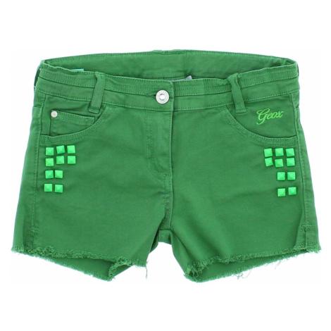 Geox Szorty dziecięce Zielony