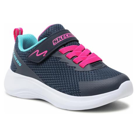 Sneakersy SKECHERS - Jammin' Jogger 302470L/NVY Navy