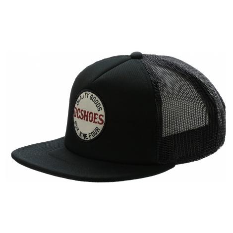 czapka z daszkiem DC Toolshed Trucker - KVJ0/Black