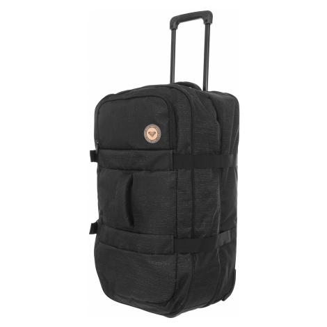 walizka Roxy Long Haul 2 Solid - KVJ0/True Black