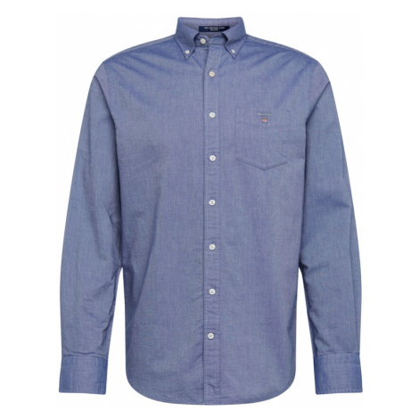 GANT Koszula 'The Oxford Shirt BD' gołąbkowo niebieski